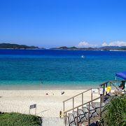 阿嘉島メインビーチ