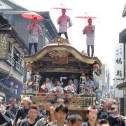 成田の伝統的な祭り