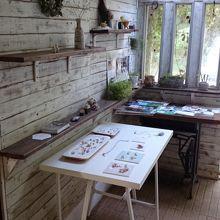 ガーデンカフェ 風草