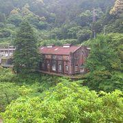 銅山のテーマパークです。