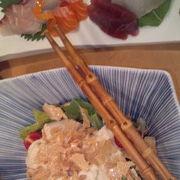 リーズナブルで美味しい和食♪