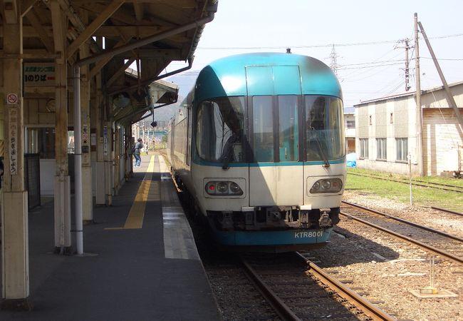 駅周辺にお店多数(2020.2.9)