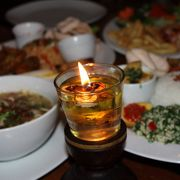 ウブドのインドネシア料理