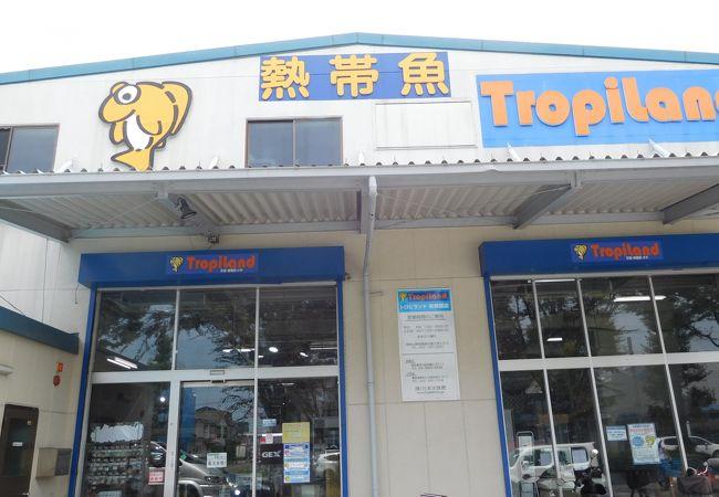 トロピランド (相模原店)