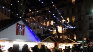 アベスのクリスマスマーケット (マルシェ ド ノエル)