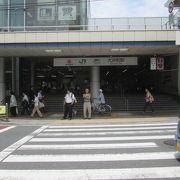 東急大井町駅