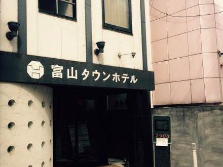 富山タウンホテル 写真