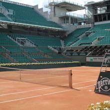 ローラン ギャロス テニス博物館