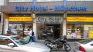 City Hotel Munchen (Superior)