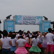 Bubble run 大阪 2015