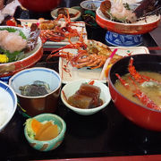 伊勢海老祭りのコース美味しかったです