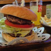 横須賀でハンバーガーにかぶりつけ!@ハニービー