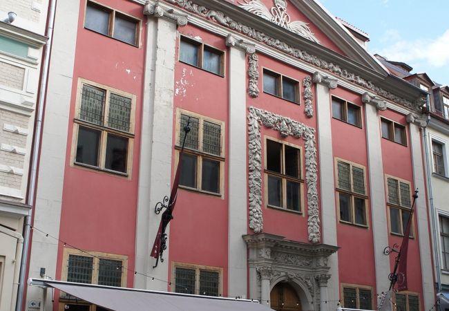 歴史ある建物