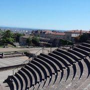 リヨンにローマ劇場?