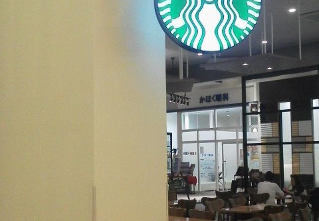 スターバックス・コーヒー イオンかほく店