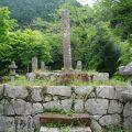 写真:亀井家墓所