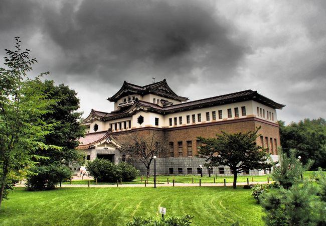 ユジノサハリンスク一の観光スポット「サハリン州立博物館」
