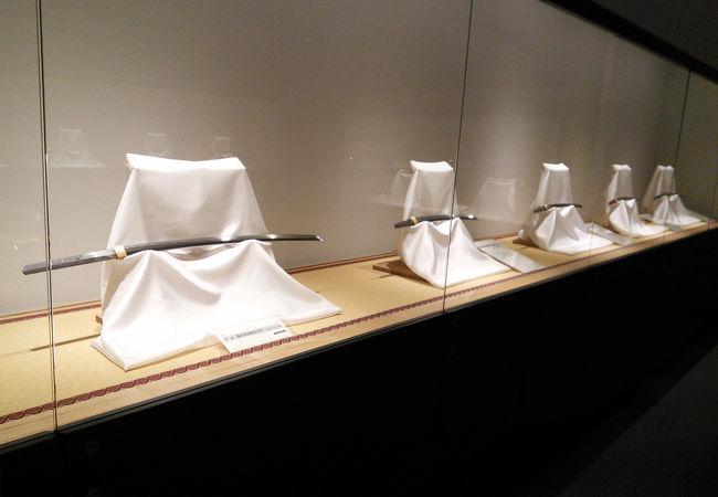 坂城町鉄の展示館