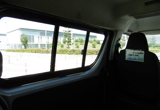 空港ジャンボ駐車場