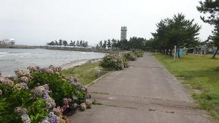 外ヶ浜町観瀾山公園海水浴場 / キャンプ場