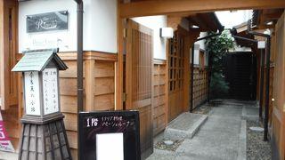 奈良萬の小路