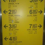 MRT三多商圏駅直結です