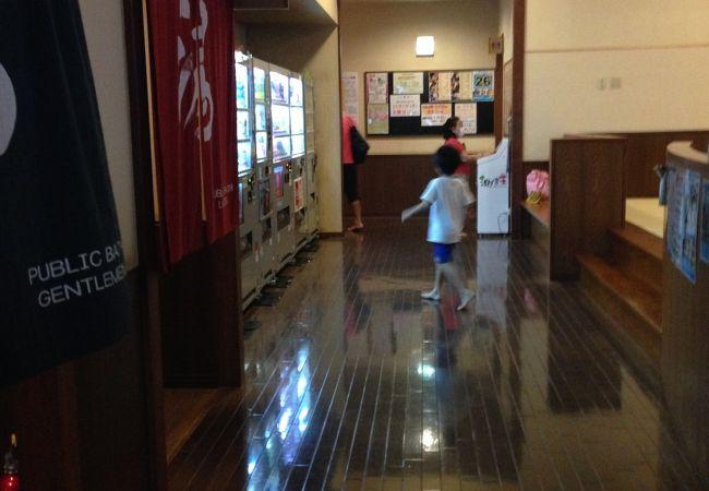 東京、神奈川の日帰り温泉施設と比べるといろいろ改善点が。。。