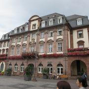 バロック様式の建物