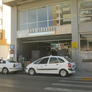 タクシーは手軽に使います。