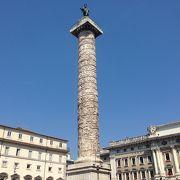 ローマの二台記念柱の一つ