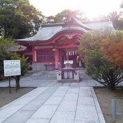 宮崎八幡宮でございます