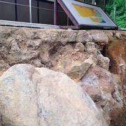 北伊豆地震の丹那断層