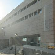 アルカサルの建物が博物館です。