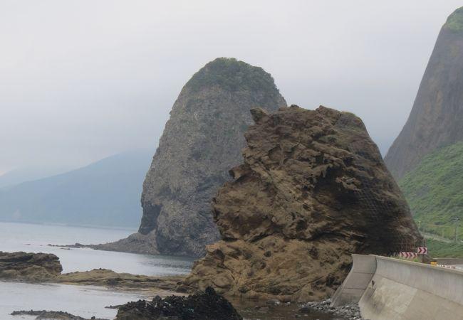 ホヤ石海岸