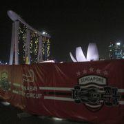 F1シンガポールグランプリ