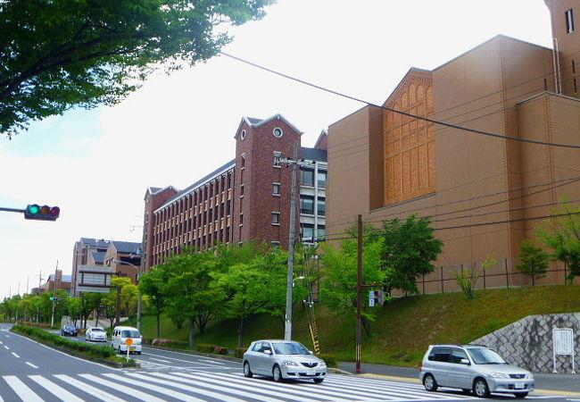 同志社大学京田辺キャンパス