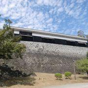 熊本城の文化的遊興の施設