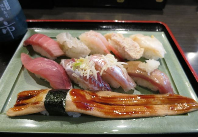 のと前回転寿司 夢市七尾店
