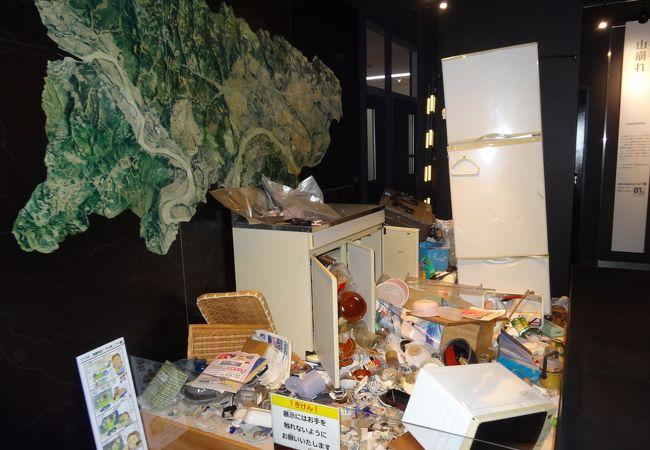 新潟県中越地震を知る