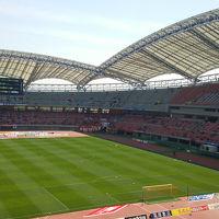 新潟スタジアム (デンカビッグスワンスタジアム)  写真