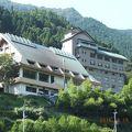 """徳島は祖谷の「ホテル秘境の湯」、深山幽谷に突如 """"祖谷城"""" が・・"""