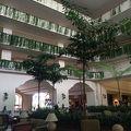 大型リゾートホテル