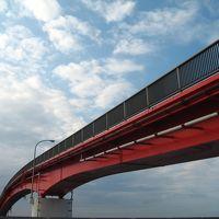 中之島大橋からの眺めは最高です!