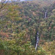 蔵王でもっとも高い滝