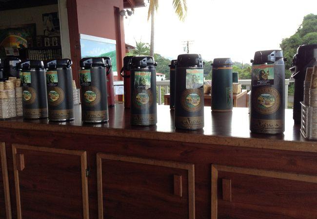 UCC ハワイ コーヒー ファクトリー アウトレット
