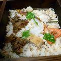 やっぱり地元グルメを味わいたいから「宍道湖七珍せいろコース」を選んでみた