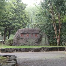 平和市民公園の中国庭園
