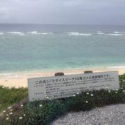 海ガメが産卵にくる綺麗なビーチ☆