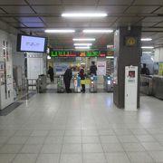 愛知環状鉄道の駅でもあります