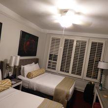 ティルデン ホテル
